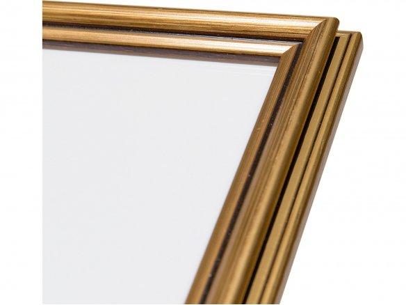 Shop Maude Wooden Photo Frame 30 X 40 Cm Old Gold Online At Modulor
