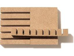 MDF bendable panel custom cutting