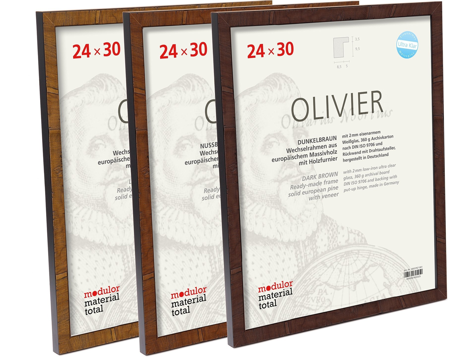 Fotorahmen Holz Olivier jetzt bestellen | Modulor