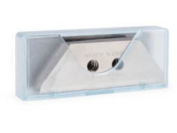 Martor 60099 trapezoid blades, rounded tips
