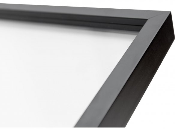 Buy Moritz Max object frame, wood, 40 x 50 cm, black online at Modulor