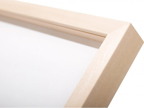 Buy Moritz Max object frame, wood, 30 x 50 cm, natural untreated ...