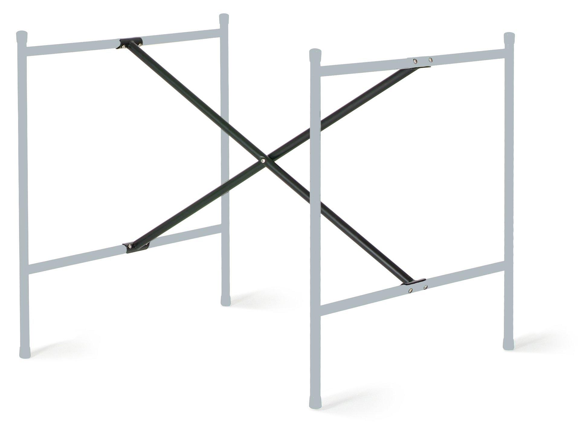 tischgestell e2 kreuzstreben online kaufen modulor. Black Bedroom Furniture Sets. Home Design Ideas