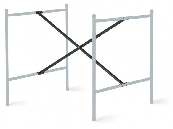 buy table frame e2 crossbars online at modulor. Black Bedroom Furniture Sets. Home Design Ideas