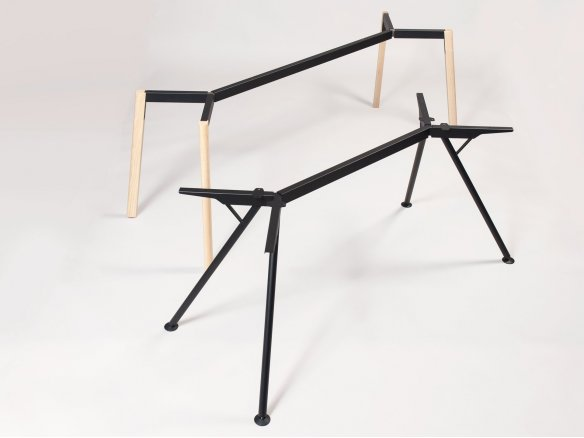 Sistemi di tavoli Modulor Y2
