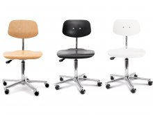 Modulor office swivel chair