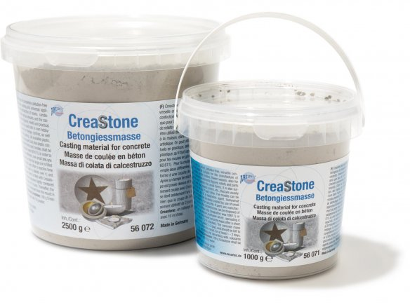 Creastone concrete casting compound