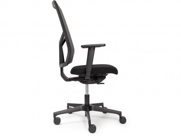 Shop Modulor Office Swivel Chair With Mesh Backrest Online At Modulor