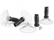 Accessories for E2 table frame, suction cups