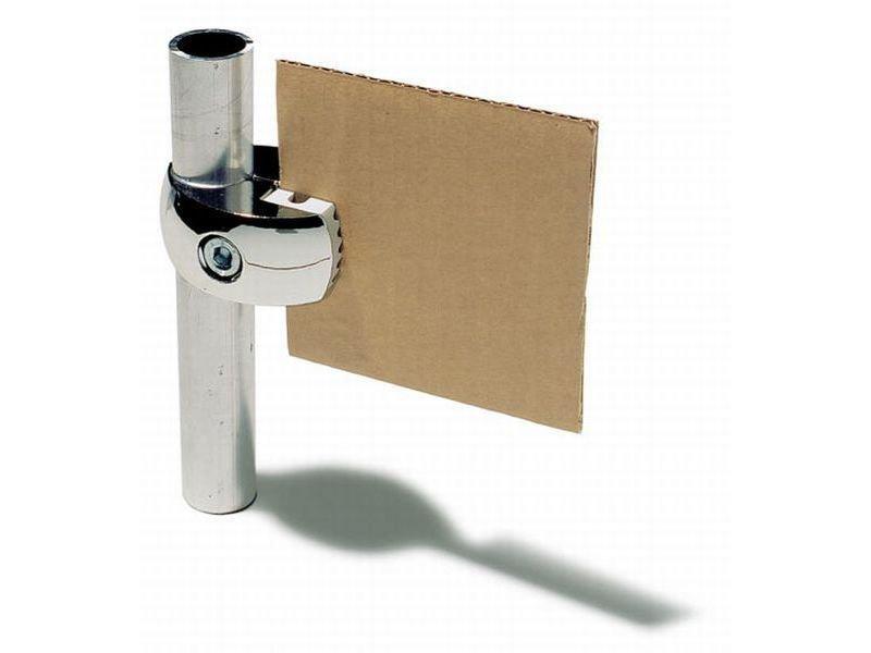 Buy Aluminium Panel Holder Clamp For 25 Mm Tubes Online