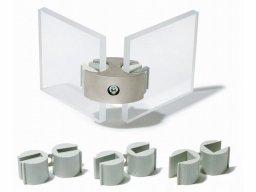 Giunzione universale Klemetric per pannelli 6-19mm