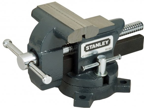 Stanley Schraubstock MaxSteel 6000