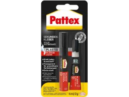 Pattex Plastix superglue kit