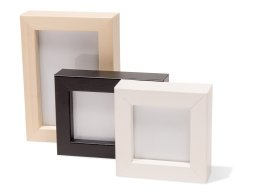 Mini-frame, basswood