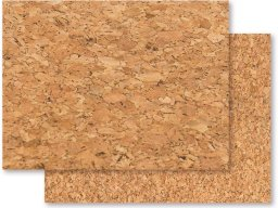 Natural cork, sewable (cork fabric)