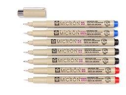 Sakura´s Micron Pigma pen