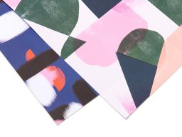 Darling Clementime gift wrapping paper
