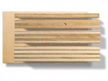 Pappel Sperrholz im Zuschnitt