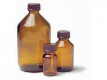 Botellas vacías de medicina Euro