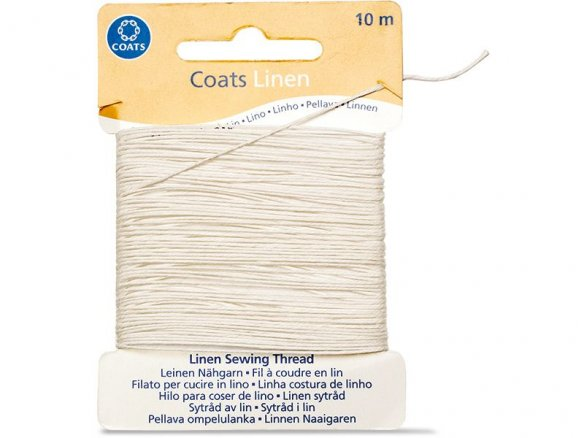 Coats sewing thread, linen