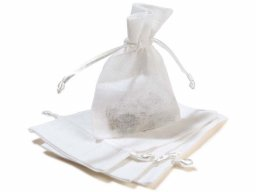 Small cotton sack, plain