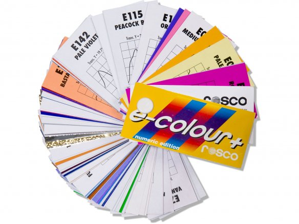 Rosco colour filter E-Colour colour fan