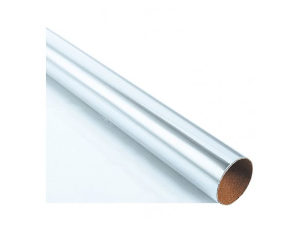 Cellophane, transparent, colourless