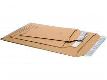 Suprawell mailer, brown