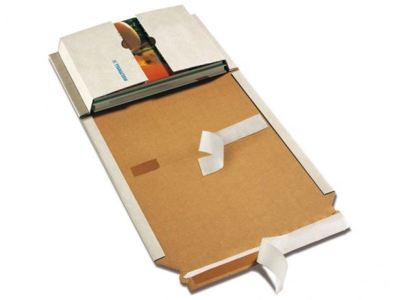 Embalaje para envíos Multiwell, blanco