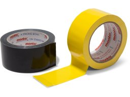 Monta monta film 250F packaging tape, coloured