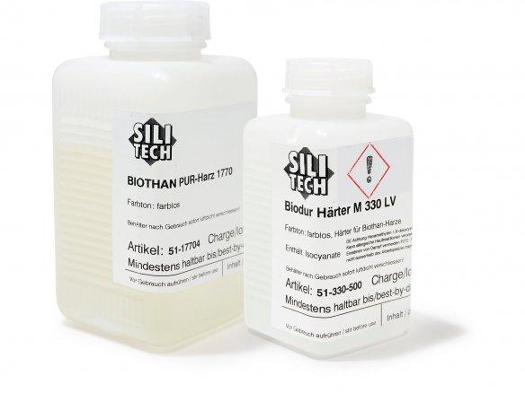 Biothan / Biodur 1770/330 casting resin, soft