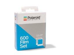 Polaroid B&W/Color 600 film, double pack