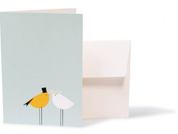 folded card: Pleased to meet