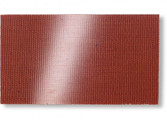 Fabric-base laminate, brown custom cutting