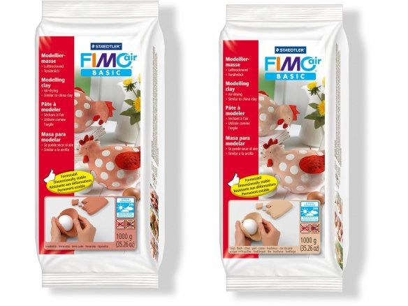 Fimo Air Basic clay 8101
