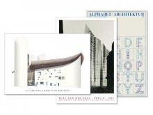 Lidiarte Architekturpostkarte