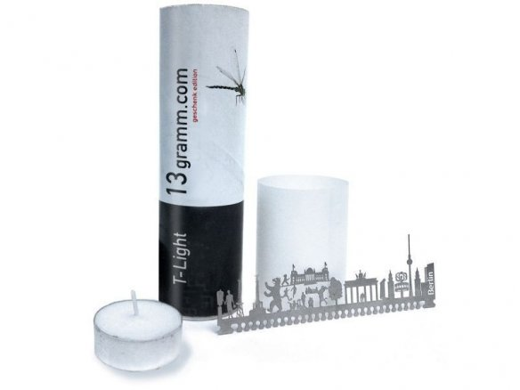 Silouette per candelina Tube T-Light