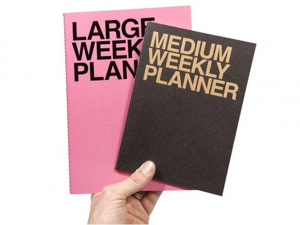 Jstory Weekly Planner notebook