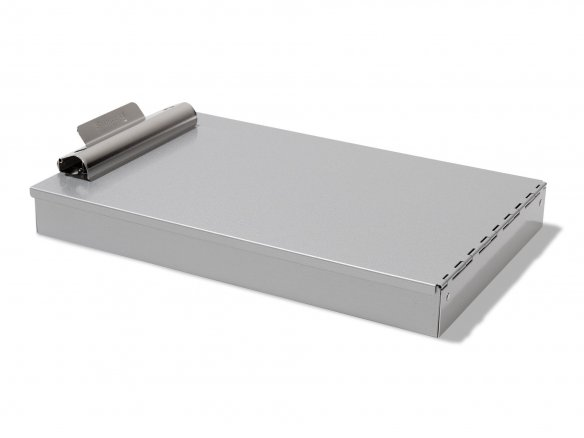 Buy Saunders A Holder Storage Clipboard, Painted Grey Online At Modulor