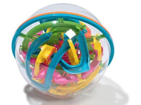 Addict-A-Ball 3D maze puzzle